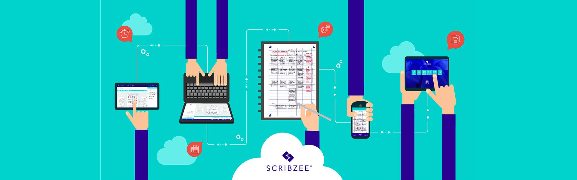SCRIBZEE_App_Handwritten_notes_management_scan_save_access_share
