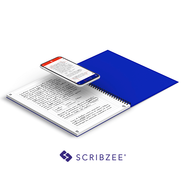 SCRIBZEE_Hamelin_App_Handwritten_notes_management_scan_save_access_share